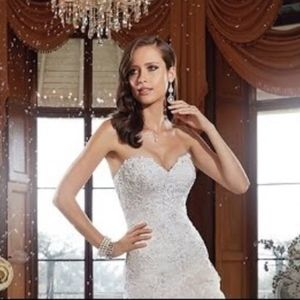 Sophia Tolli Wedding Gown Y21511